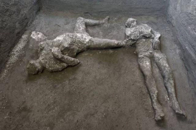 Estudo: Quanto tempo levou para o Vesúvio dizimar Pompeia?
