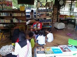 Profil Perpustakaan Desa Timbulharjo, Desa Timbulharjo, Bantul Yogyakarta