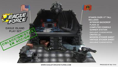 Kickstarter Eagle Force