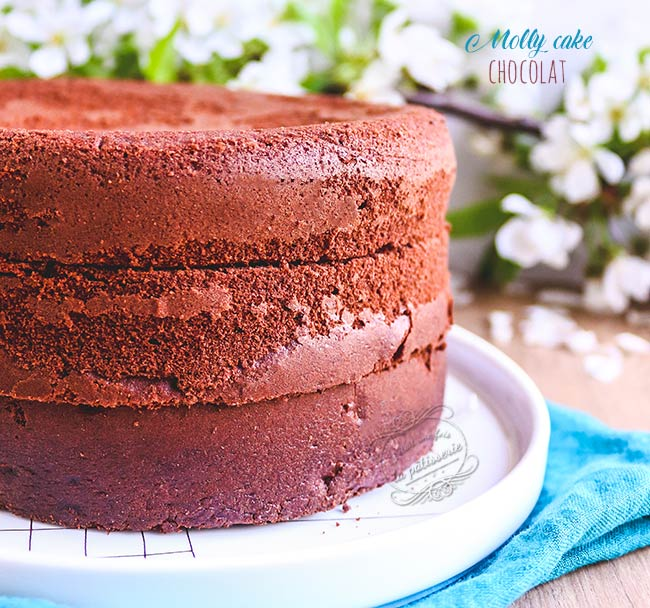 recette molly cake chocolat
