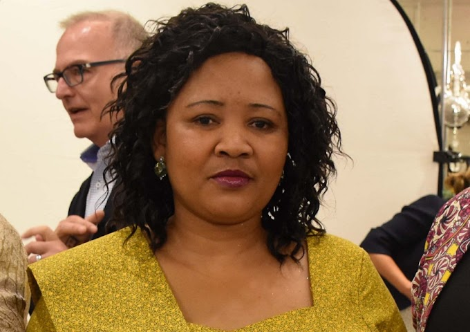 First lady of Lesotho wanted over murder of husband's former wife