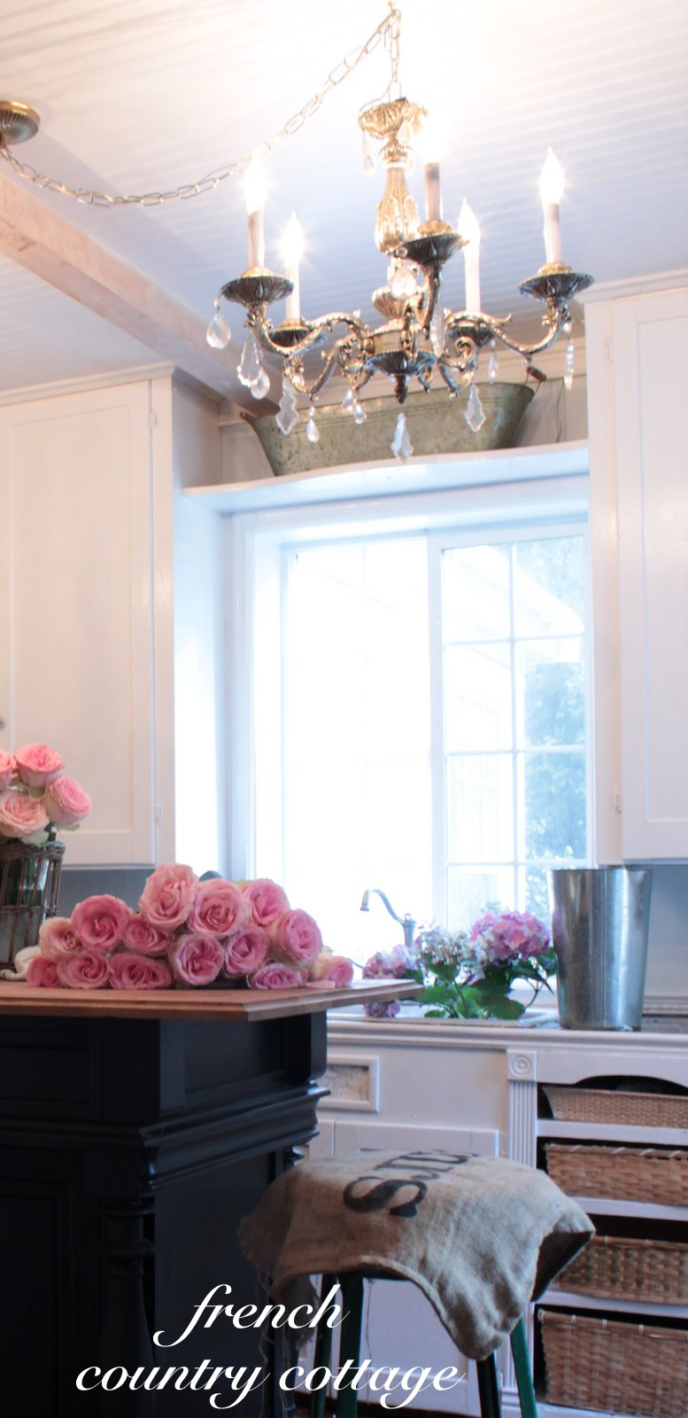 What Is A Kitchen: FRENCH COUNTRY COTTAGE