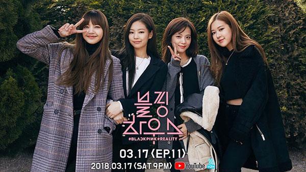 Download Reality Show Korea Blackpink House Episode 1-12 END Subtitle Indonesia