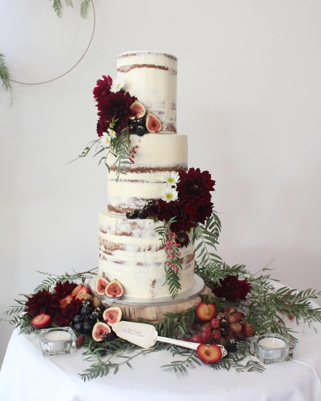 canberra wedding cake designer