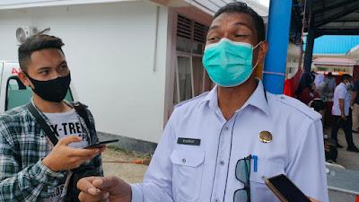 Mulai Hari Ini 639 Nakes di Buteng Wajib Vaksin  COVID-19