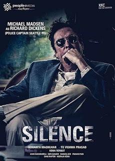 Nishabdham / Silence First Look Poster 3
