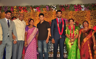 mahesh-babu-at-producer-mallaiah-son-shiva-wedding-reception