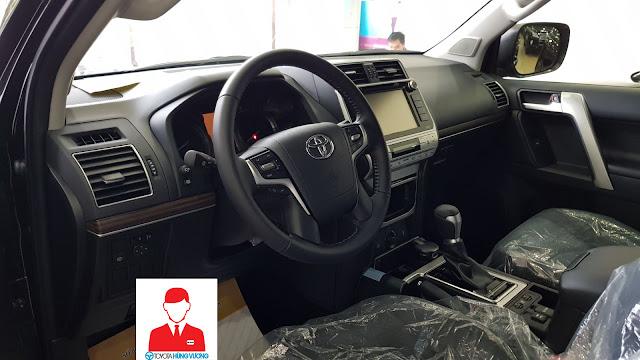Giá xe Toyota Land Cruiser 2018 ảnh 15