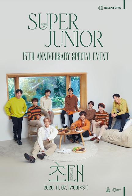 super junior evento aniversario
