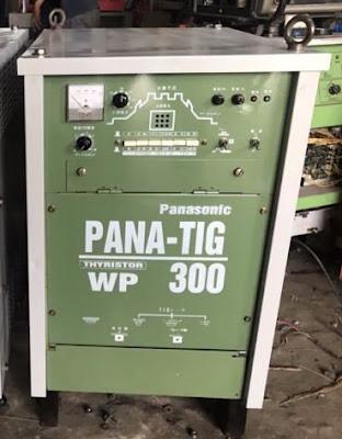 Máy hàn nhôm tig WP 300 Pana