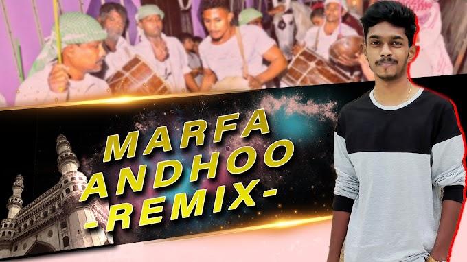MARFA ANDHOO REMIX | DEEWANA HOON DEEWANA | DJ NIKHIL MARTYN