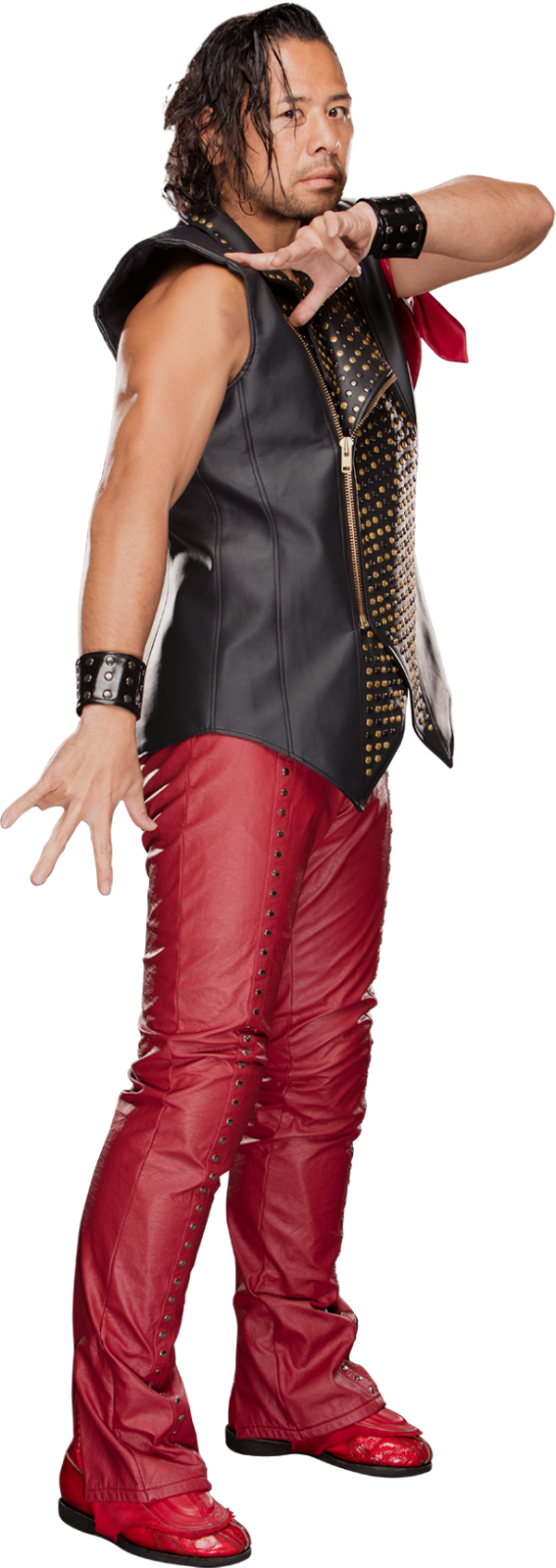 Renders Backgrounds LogoS: Shinsuke Nakamura