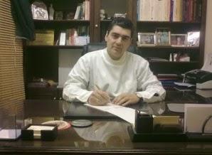 Ευχές του Δημοτικού Συμβούλου Γλυφάδας Μουλακάκη Βασιλείου του Συνδυασμού «Η Γλυφάδας»