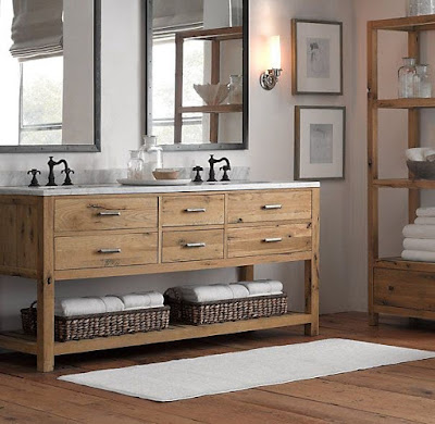 Bathroom vanities & cabinets