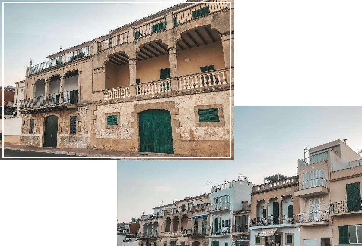 Sehenswerte Orte Mallorca Dörfer Städte Traveldiary Reisetipps Empfehlung Travelblog Hafen Fischerdorf Portocolom
