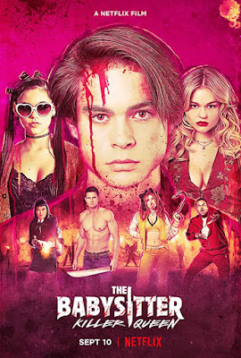 The Babysitter Killer Queen (2020) Dual Audio 480p 720p Hindi HD