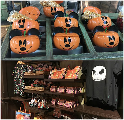 Disneyland Hong Kong Halloween merchandise
