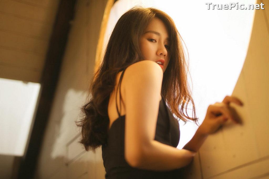 Image Vietnamese Hot Girl - Nguyen Hoang Kieu Trinh - My Black Angel - TruePic.net - Picture-24