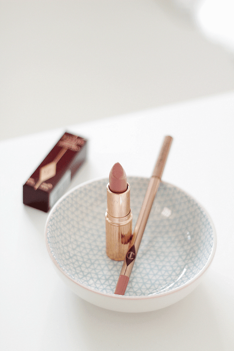 Charlotte Tilbury Bitch Perfect & Pillow Talk