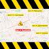 24 серпня на вул. Анни Ахматової частково обмежать рух