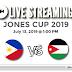 LIVE: Mighty Sports Philippines vs Jordan || Jones Cup 2019