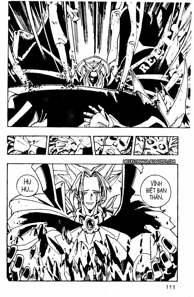 Shaman King [Vua pháp thuật] chap 96 trang 11