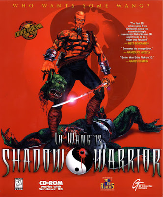 Portada Shadow Warrior