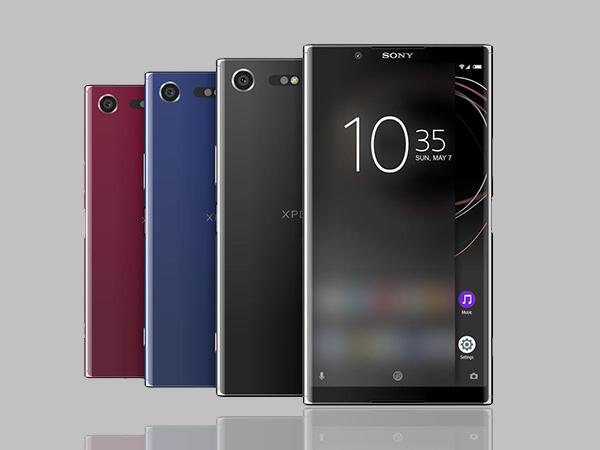 سعر ومواصفات هاتف Sony Xperia XZ1 بالصور