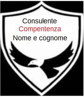 Consulenti web Eagle Badge