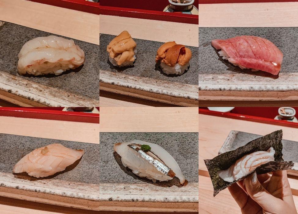 OMAKASE AT SUSHI AZABU, ISETAN THE JAPAN STORE