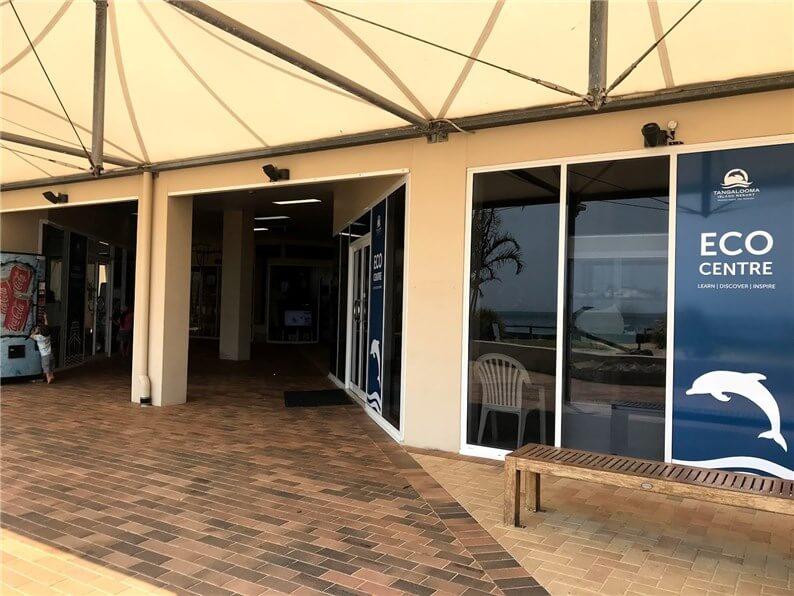 タンガルーマリゾート内にあるThe ECO Centre の画像写真