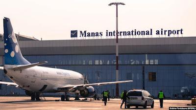 INTERNATIONAL Manas AIRPORTS NEAR KAZAKHSTAN-RUSSIAN MEDICAL UNIVERSITY, ALMATY