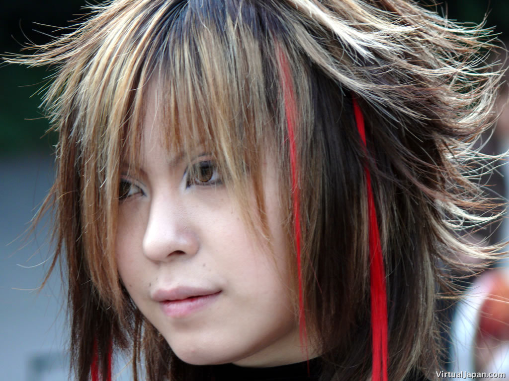 Hair Style Japan: Emo Haircuts: Japanese