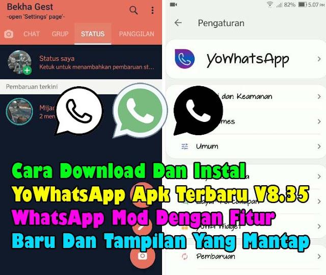 Yowhatsapp,yo wa,yo whatsapp 2020,yo whatsapp versi 8.35,yo wa apk,yowa terbaru,yo whatsapp 2020,yo whatsapp versi terbaru,yo whatsapp versi 8.35,