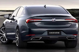 China's Refreshed 2020, Buick LaCrosse Premieres With Sharper Looks