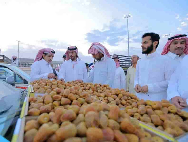 WORLDS LARGEST DATE FESTIVAL IN BURAIDAH