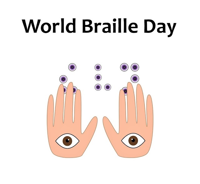 what is World Braille Day?