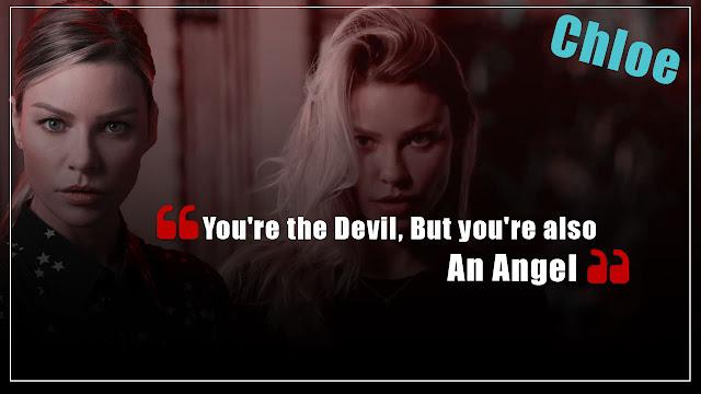 Lucifer Amazing Chloe Decker Quotes