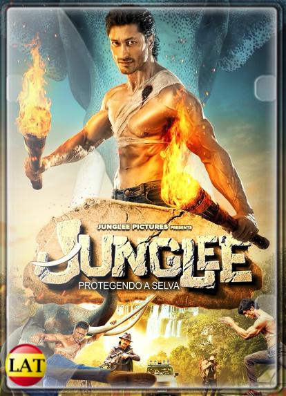 Junglee (2019) DVDRIP LATINO