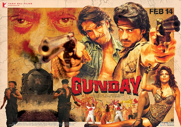 Gunday (2014): Movie Star Cast & Crew, Release Date, Arjun