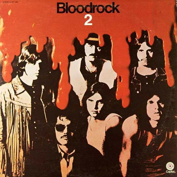 Bloodrock - Bloodrock 2 (1970, Hard Rock)