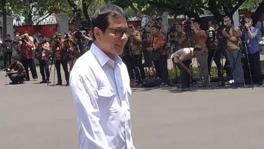 Dipanggil Jokowi ke Istana, Siapa Wishnutama?