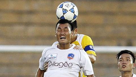 Đội bóng Quảng Nam giành chiến thắng 2-0 trước Hải Phòng