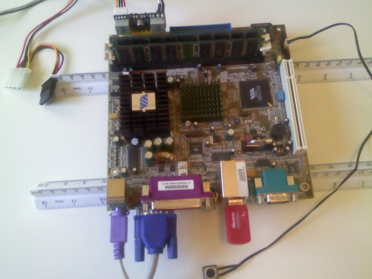 Ian's TechBlog: Creating a bootable USB drive when the BIOS supports
