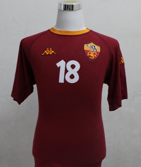 low priced 770dd 83403 Bundle Valley: ORIGINAL VTG 90' KAPPA ROMA JERSEY [ SOLD ]