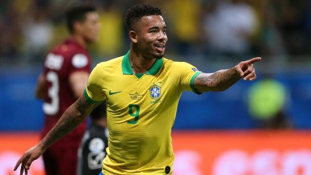 Jesus Lancarkan Perang Saraf Kepada Leo Messi Dan Aguero 2019