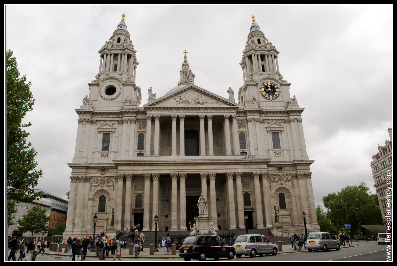 Catedral de Saint Paul Londres (London)