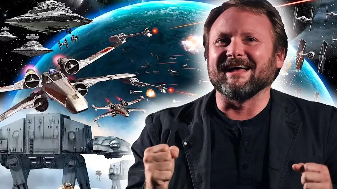 """Fracasso de """"Star Wars: A Ascensão Skywalker"""" faz fãs elogiarem Rian Johnson"""