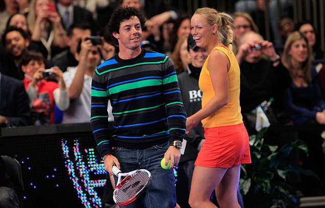 Rory Mcilroy and His Girlfriend Photos | A Blog All Type ...