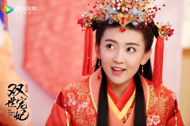 The Eternal Love wedding Liang Jie